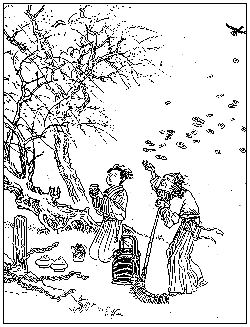清明节扫墓-民间风俗